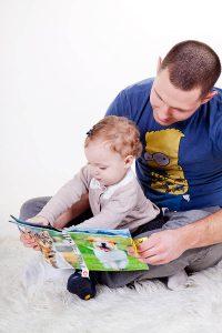 Geborgene Atmosphäre | Bücher für Kleinkinder