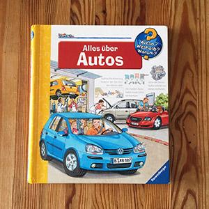 Alles über Autos | Kinderbücher Tipps Oktober 2018