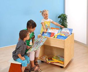Flexeo Kinder Bücherregal