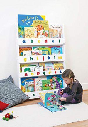 TidyBooks Bücherregal für Kinder