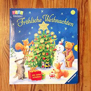 Fröhliche Weihnachten | Kinderbücher Tipps Dezember 2018