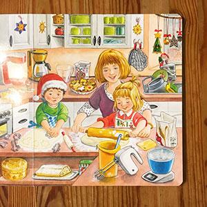 Sachen suchen, Frohe Weihnachten | Kinderbücher Tipps Dezember 2018