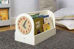 Tragbares Bücherregal von Tidy Books