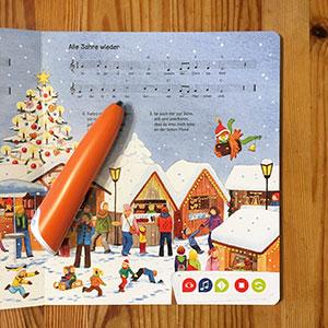 Tiptoi Meine schönsten Weihnachtslieder | Kinderbücher Tipps Dezember 2018
