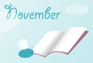 Kinderbücher Tipps November