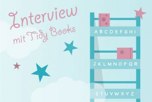 Interview mit Tidy Books