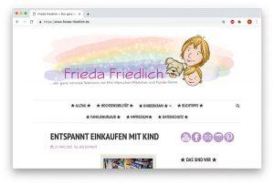 Mama Blog Frieda Friedlich | Mamas Kinderbücher