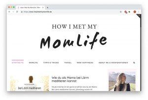 Mama Blog How I met my Momlife | Mamas Kinderbücher