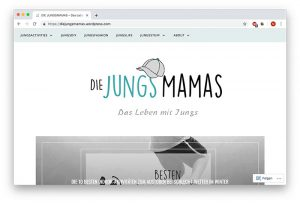 Mama Blog Die Jungs Mamas | Mamas Kinderbücher