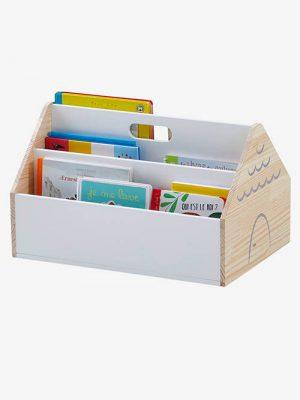 Kleine Haus Bücherkiste für Kinder