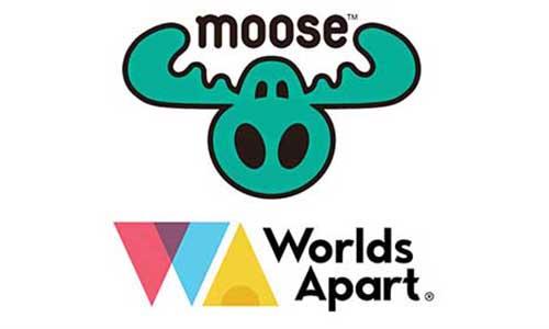 Logo Worlds Apart Moose Toys