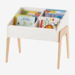 Kinder Bücherregal im Scandi-Design